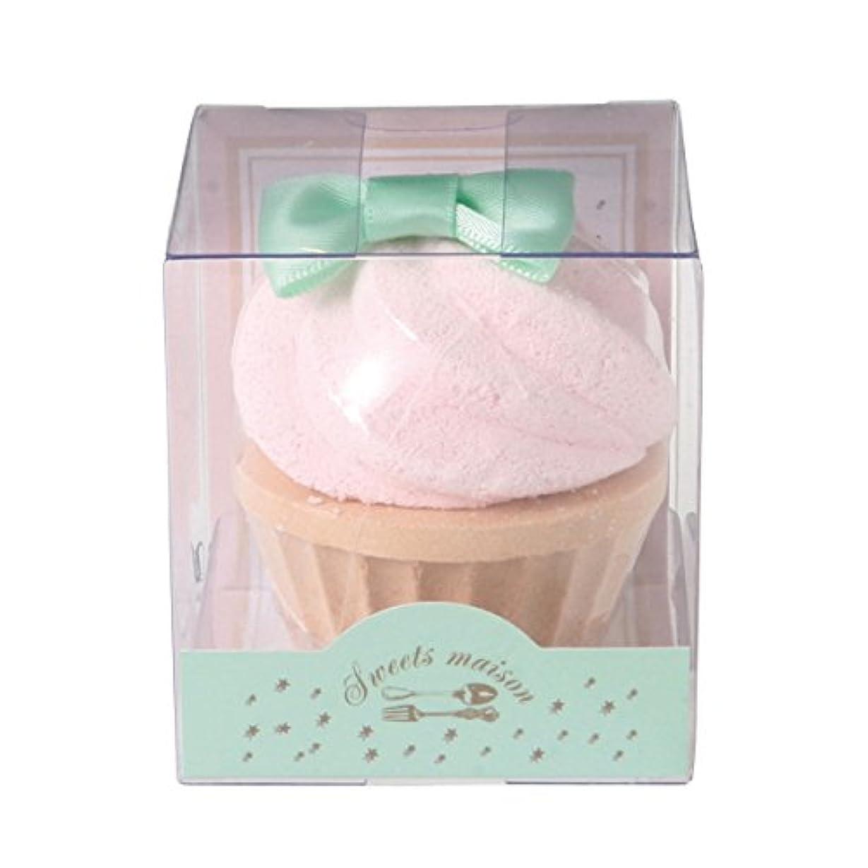 吸い込む嵐の散る(内野)UCHINO ノルコーポレーション おめかしプチカップケーキフィズ(ブーケローズの香り)