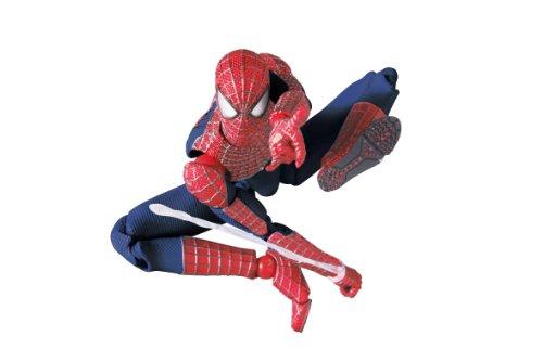 MAFEX 스파이더맨 THE AMAZING SPIDER-MAN2 피규어