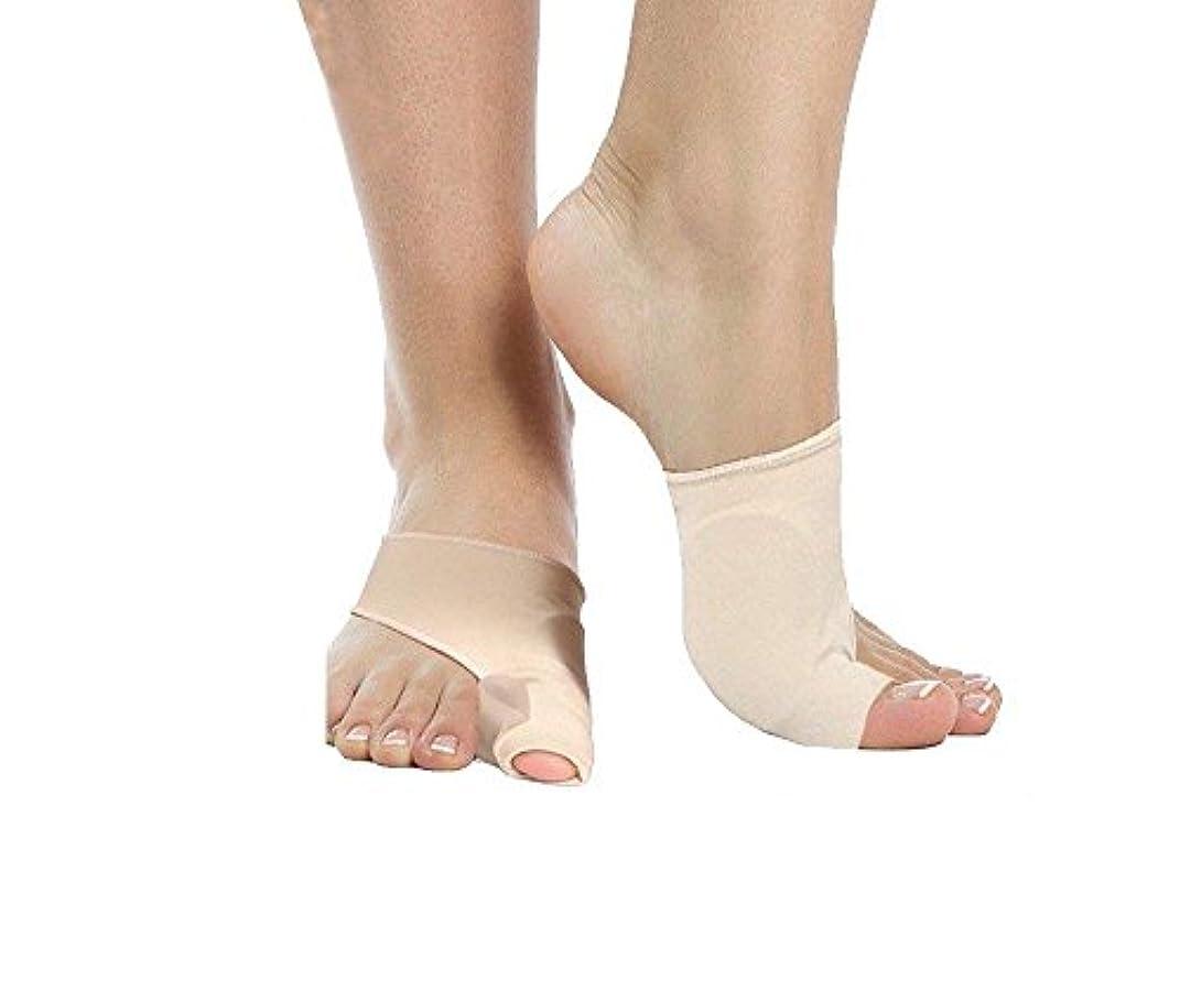 弱める喜ぶしたがって5組の腱膜矯正装置、つま先セパレータースペーサー矯正器で外反母趾の痛みを治療する、テイラーズバニオン、足の親指関節、添え字外科手術の治療