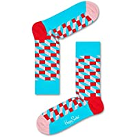 Happy Socks Men's Filled Optic Sock