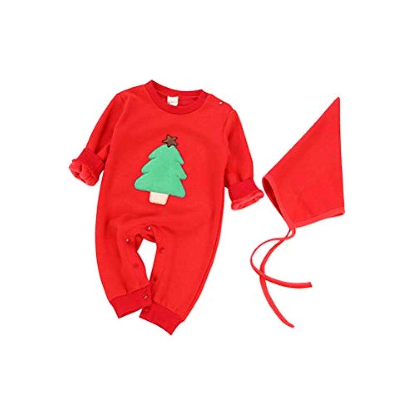 接尾辞ヒロイン細胞赤ちゃん ボディスーツ ロンパース ホーム コスチューム ジャンプスーツ - 新生児 男の子 女の子 クリスマス コスチューム ジャンプスーツ ?と 美しい 印刷 Zhhlinyuan