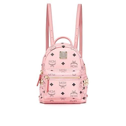 MCM(エムシーエム) レディース バックパック・リュックサック Mini Stark Backpack Soft Pin [並行輸入品]