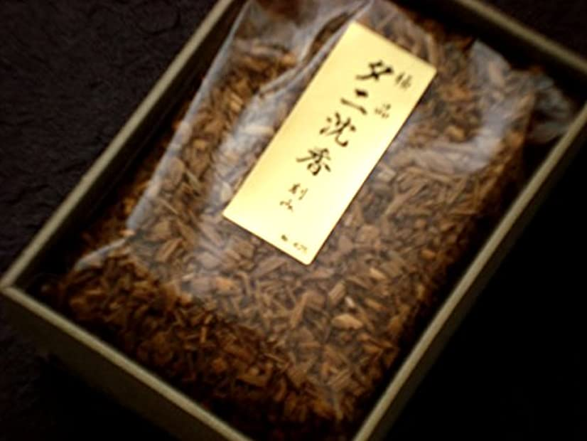 名声メイン敬意を表する香木刻み 極品タニ沈香 15g 【香木】