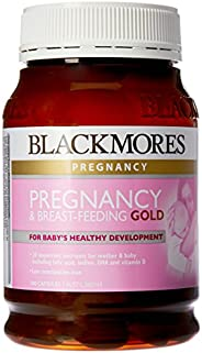 Blackmores Pregnancy & Breast-Feeding Gold (180 Capsu
