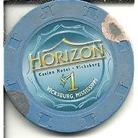 Horizonカジノビクスバーグカジノチップ1ドルObsolete Riverboat ?