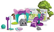 Learning Resources Coding Critters - Scamper & Sneaker Interactive Coding Toy, 22Piece