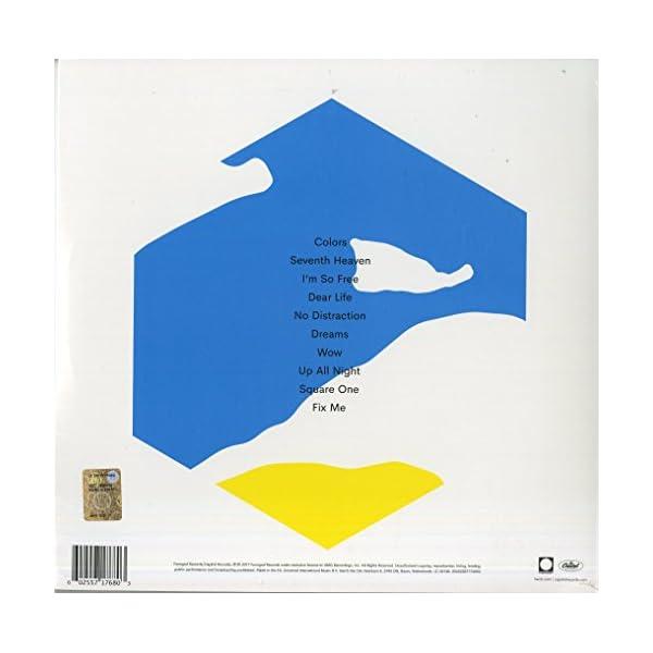 COLORS [LP] (RED COLORE...の紹介画像2