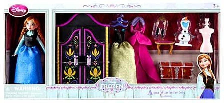 アナと雪の女王着せ替えコレクションドールwardrobe(アナ)セット【並行輸入品】