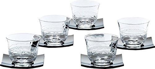 東洋佐々木ガラス 夏景色 冷茶グラスセット G053-T160