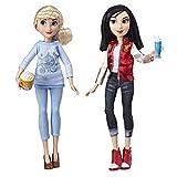 ディズニー プリンセス ラルフ インターネット映画の人形 シンデレラ&ムーラン人形 快適な服&アクセサリー付き