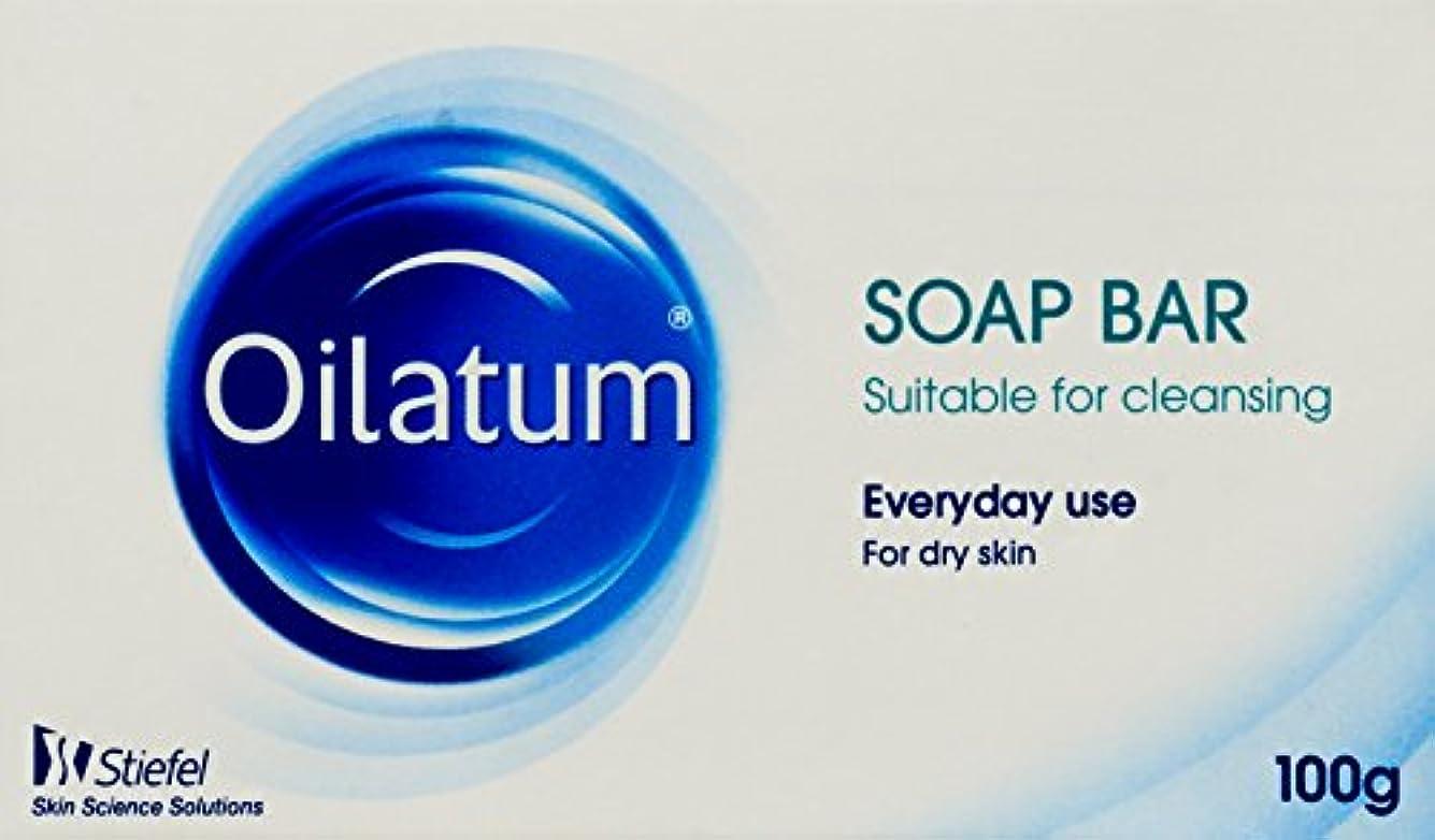 フライト名門致命的Oilatum Soap Bar (100g) Oilatumソープバー( 100グラム)