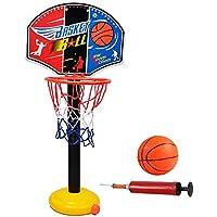 Yezijin 子供用 スポーツグッズ バスケットボールフレーム バスケットボール コンビネーション