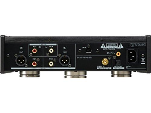 ティアック デュアルモノーラルUSB-DAC / ヘッドホンアンプ Reference  (ブラック) UD-503-B TE09UD503B50 B00ZE3V33G 1枚目