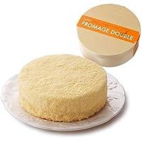 LeTAO(ルタオ) クリスマスケーキ チーズケーキ ドゥーブルフロマージュ ホール 4号(2~3人分)