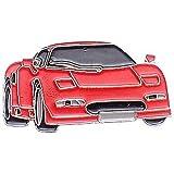 限定 レア ピンバッジ イギリス英プロトタイプスーパーカーR42車 ピンズ フランス