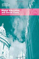 Higher Education and Social Class