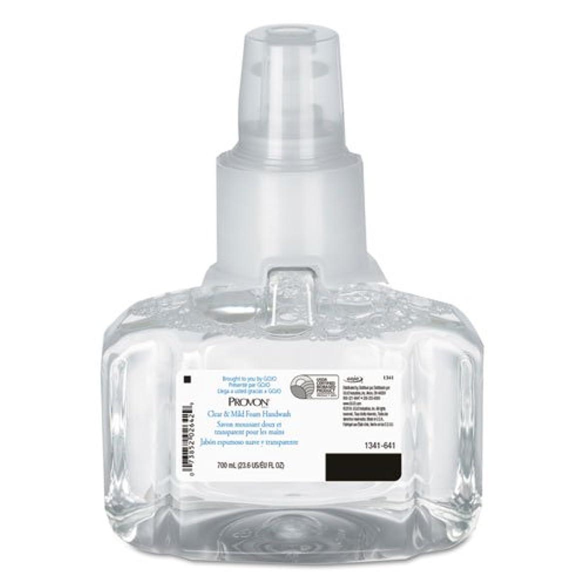 落ち着かない比べる初心者goj134103 – クリアAmp ; Mild Foam手洗い、700 ml詰め替え、無香