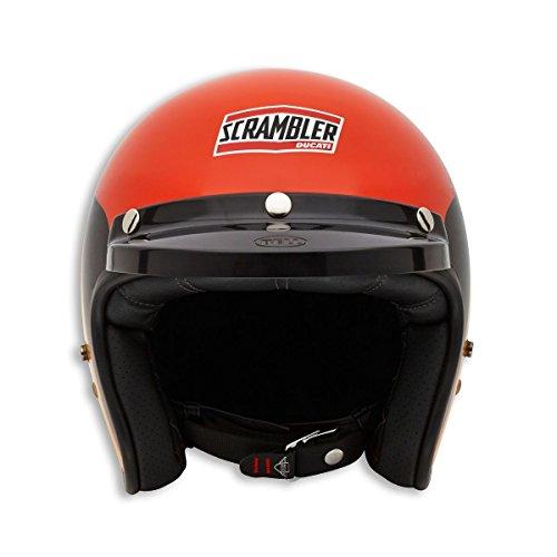 DUCATI(ドゥカティ) HELMET ORANGE TRACK JAP BELL(ベル)製ヘルメット XXL DUCATI(ドゥカティ)