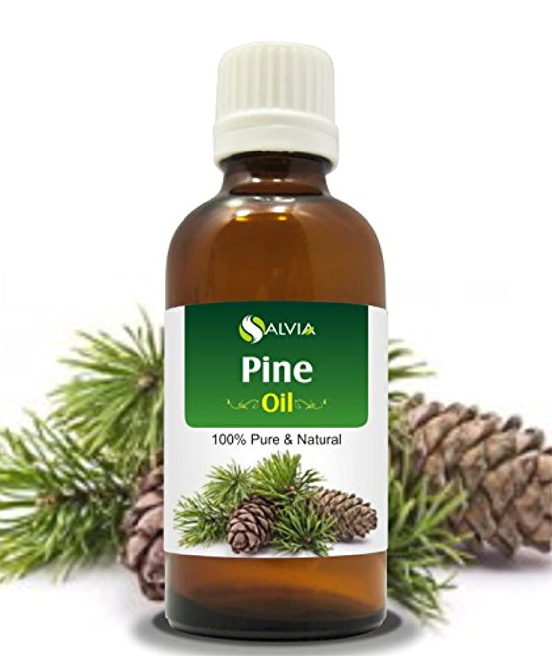 アヒル脇にオークPINE OIL 100% NATURAL PURE UNDILUTED UNCUT ESSENTIAL OIL 30ML