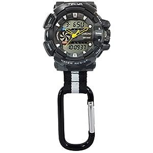 CREPHA 腕時計 グレー サイズ:約5.45×5.2×2cm