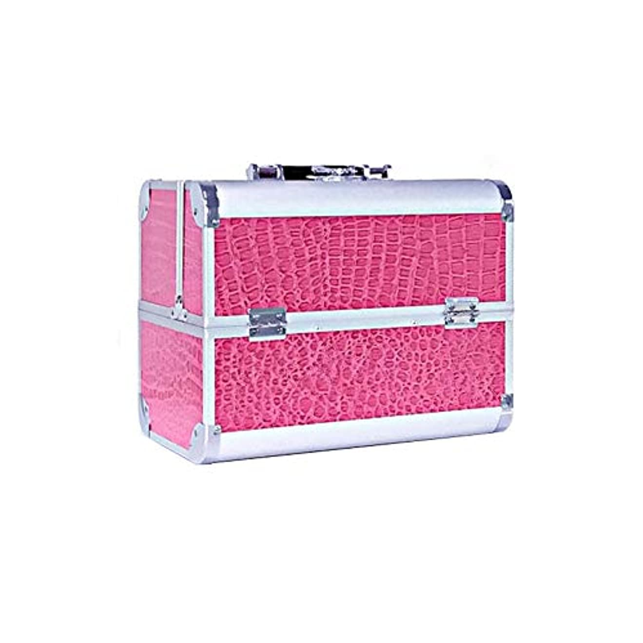 アンケート代表して反対するメイクボックス プロ用 コスメボックス 化粧品箱 大容量 鍵付き ハンドル付き 持ち運び便利 ピンク アウトドア撮影 11色 機能的 収納 防水 アミル 美容師