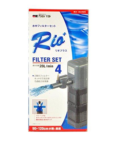 カミハタ Rio+フィルター4  60Hz