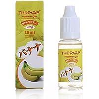 THORVAP ® Liquid 15ml 電子タバコ リキッド (バナナ)