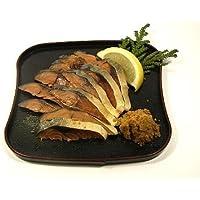 鯖へしこ(さば糠漬け) 半身 140g 1袋入り