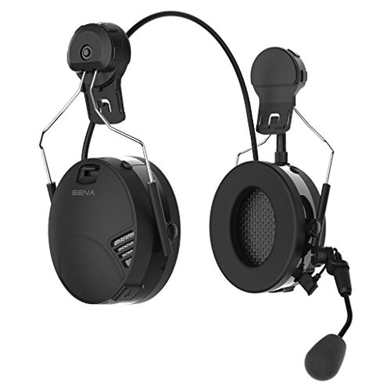 戸棚エキスパート補助金Sena TUFFTALK-02 タフトーク·オーバー·ザ·ヘッド アーマフ ロングレンジ Bluetooth通信 Tufftalk Over-The-Head Earmuff with Long-Range Bluetooth Communication 【並行輸入】