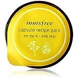 [innisfree(イニスフリー)] Canola honey Capsule recipe pack- 10ml/4pcs アブラナ 蜂蜜 エキスカプセルパック10ml/4pcs [並行輸入品][海外直送品]
