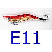 釣具 仕掛け 蛸(タコ) 釣り エギ 4.0号 11カラー ばら売り 1本 色選択できます A20takoegi40hE1 エギング