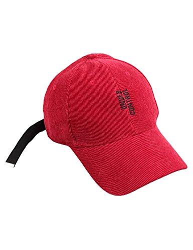 Legou (Rakkou) Women corduroy unisex hat low cap