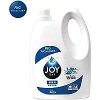 除菌ジョイ コンパクト 食器用洗剤 業務用 4L