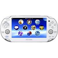 PlayStation Vita (プレイステーション ヴィータ) Wi‐Fiモデル クリスタル・ホワイト (PCH-1000 ZA02)【メーカー生産終了】