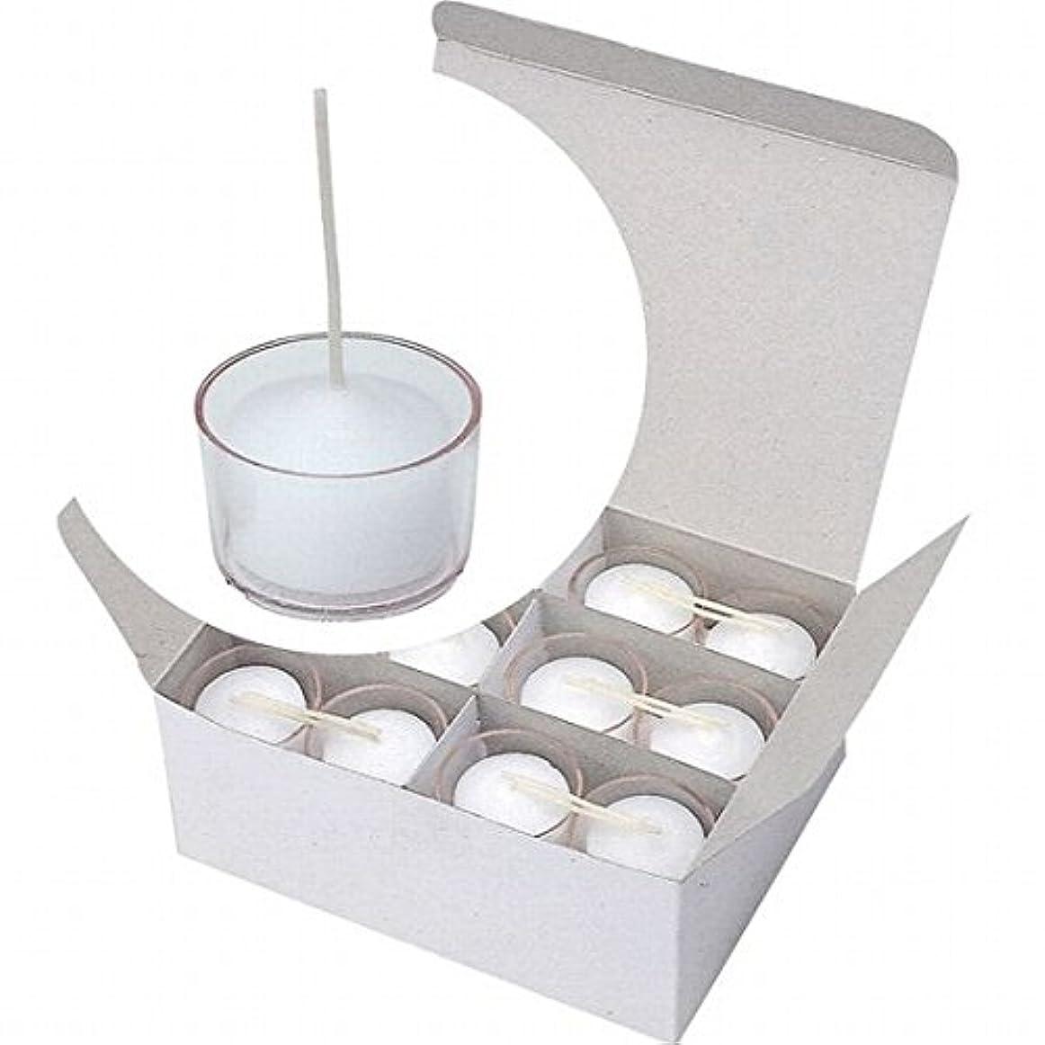 バンジョー小麦スタジオヤンキーキャンドル(YANKEE CANDLE) クリアカップボーティブロングウィック4時間タイプ 24個入り