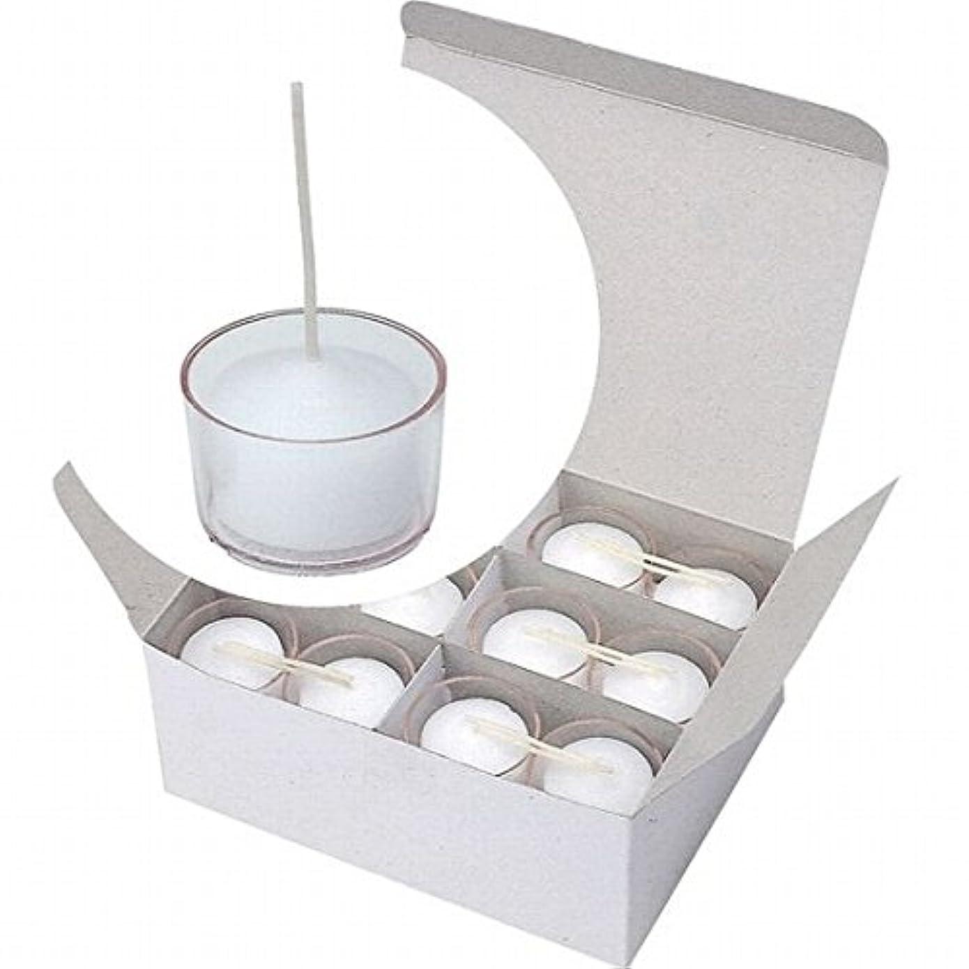 物理粘性の放散するヤンキーキャンドル(YANKEE CANDLE) クリアカップボーティブロングウィック4時間タイプ 24個入り