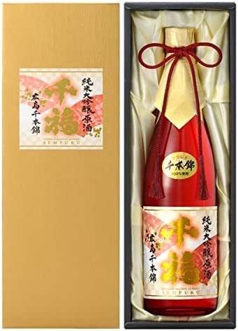 千福 「千本錦純米大吟醸原酒」 720ml
