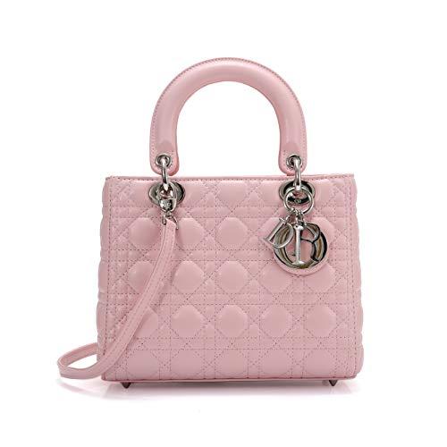 Dior(ディオール) ショルダーキャリー LADY DIOR バッグ ラムスキン CAL44551 [並行輸入品]