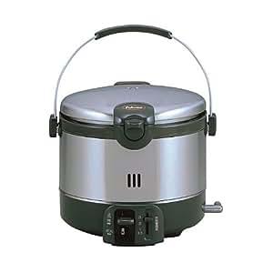パロマ ガス炊飯器PR-60EFプロパンガス用(LPG)
