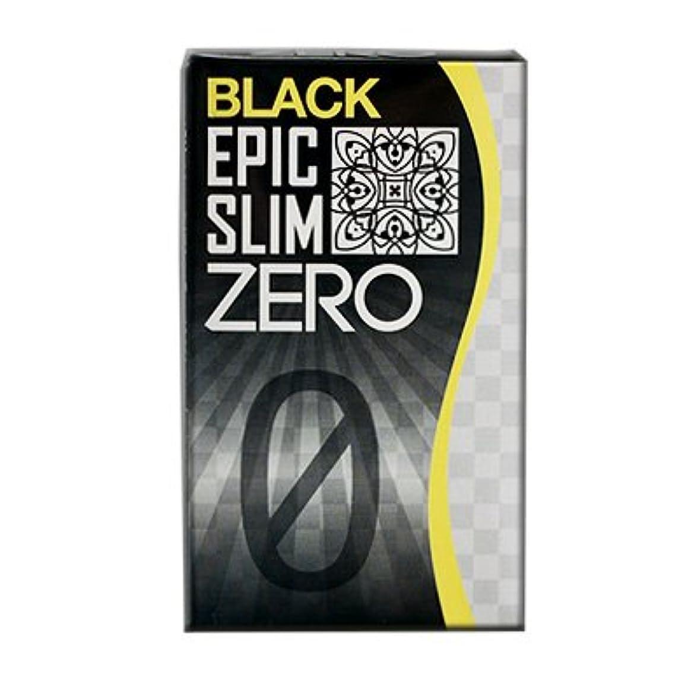 ロープ酸化物囲まれたブラック エピックスリム ゼロ ブラック Epic Slim ZERO BLACK
