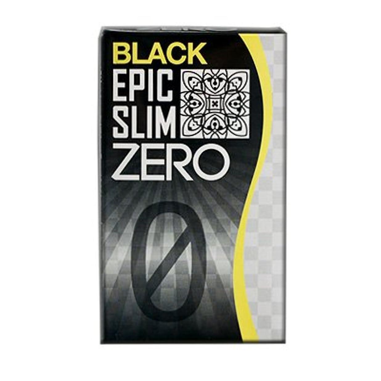 奨学金と分析的ブラック エピックスリム ゼロ ブラック Epic Slim ZERO BLACK