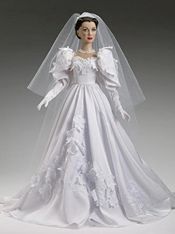 Gone With The Wind Scarlett Wedding Day Tonner人形