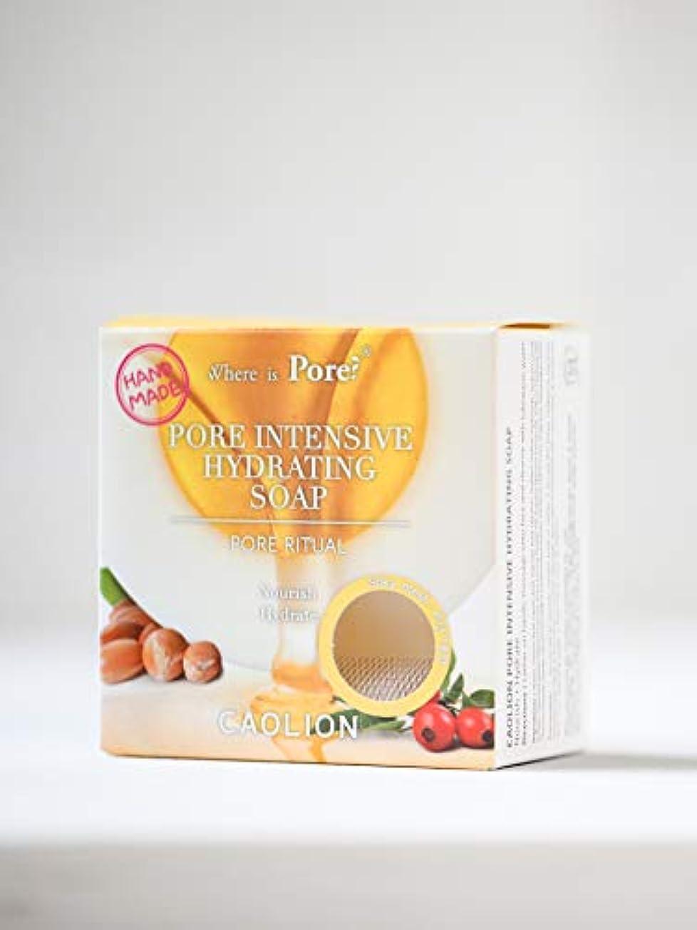 キネマティクス数値錆びCAOLION Pore Intensive Hydrating Soap やさしいソープモイスチャーソープ [海外直送品] [並行輸入品]
