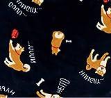 センバドー(Senbado) スワンネル 着る毛布 ルームウェア シバケン/ネイビー レディース (M-L フリーサイズ) 490-6806