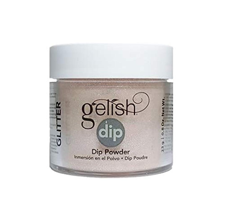 天窓議論する表面Harmony Gelish - Dip Powder - Bronzed - 23g / 0.8oz