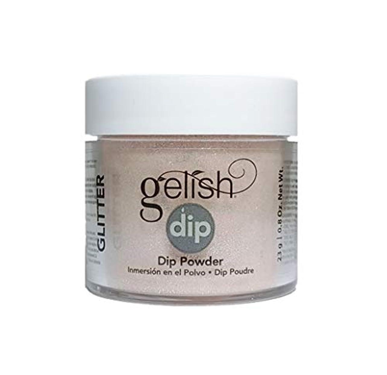 表向き印刷するハンディHarmony Gelish - Dip Powder - Bronzed - 23g / 0.8oz