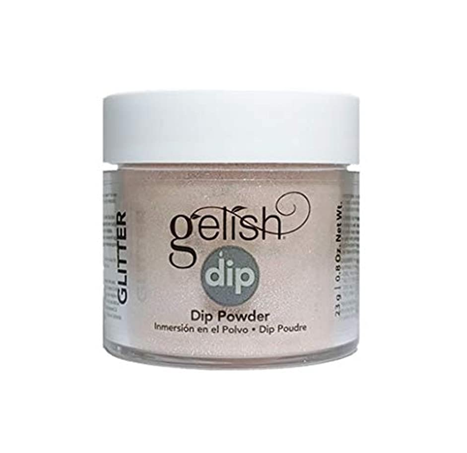 スキップ変位ハードHarmony Gelish - Dip Powder - Bronzed - 23g / 0.8oz