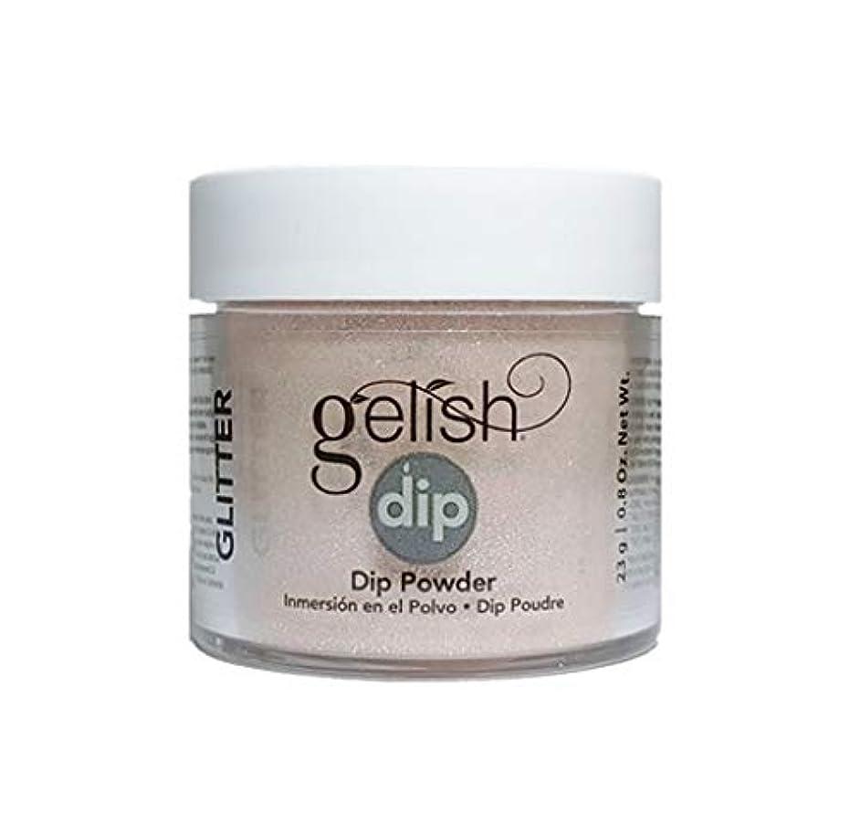 刺繍容疑者満足Harmony Gelish - Dip Powder - Bronzed - 23g / 0.8oz