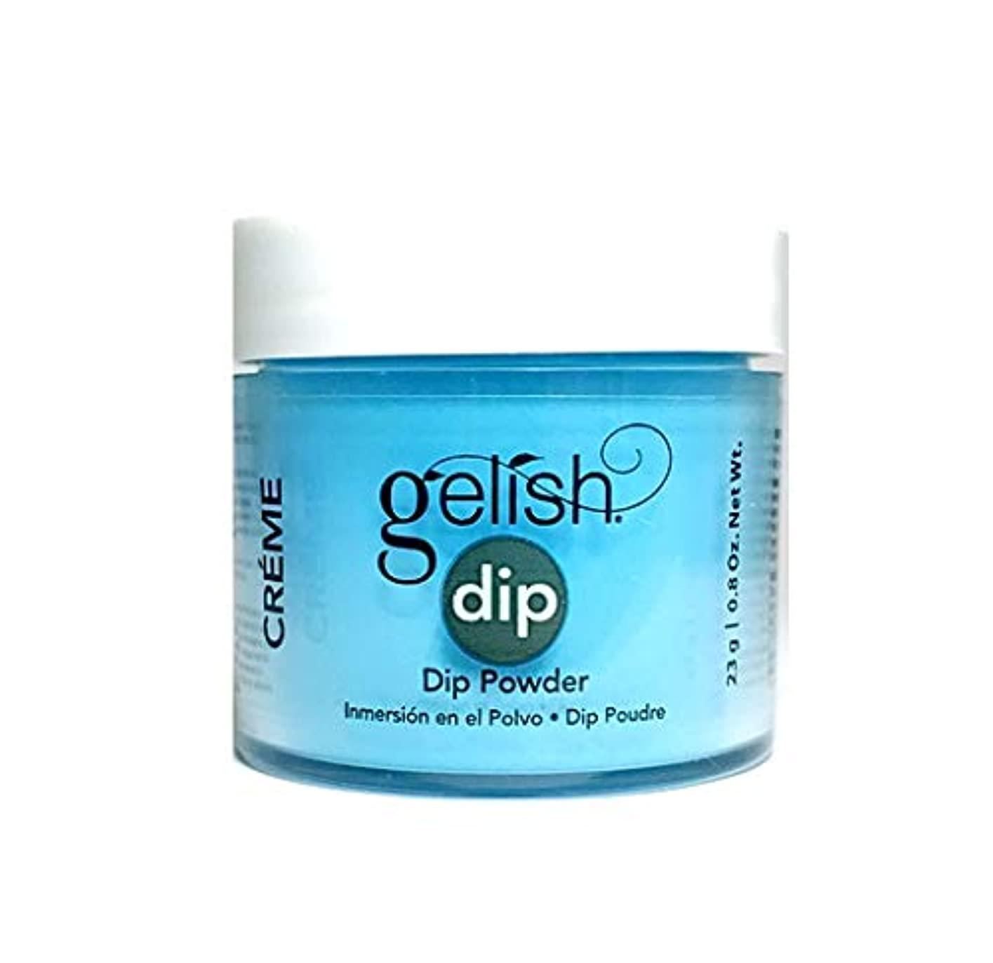 スロベニア暗黙ガソリンHarmony Gelish - Dip Powder - No Filter Needed - 23g / 0.8oz