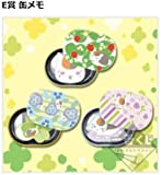 一番くじ 夏目友人帳 うたた寝びより E賞 缶メモ 全3種セット